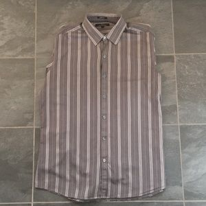 Marc Anthony Slim Fit Casual Dress Shirt